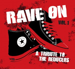 Rave On Tribute Cover